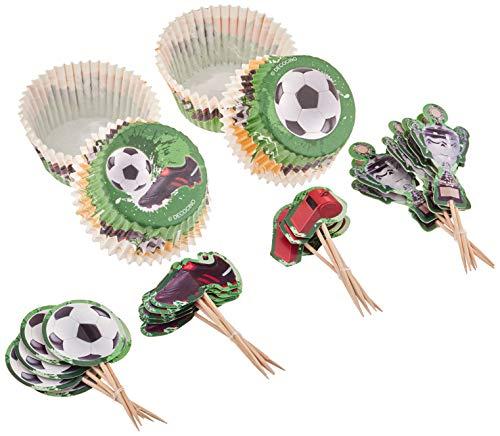 Muffinset Fußball 48 teilig - 3