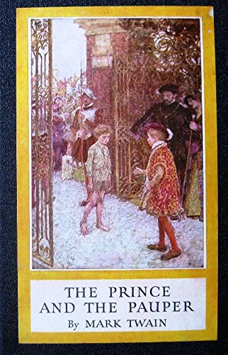 Prince and the Pauper B00I0HF8D4 Book Cover