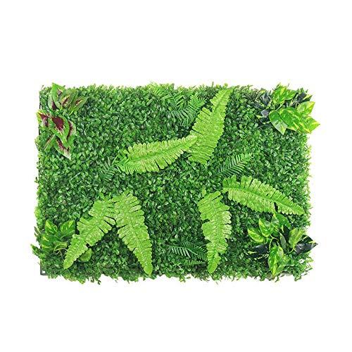 """WXQIANG 23.6 """"x15.7"""" Plantas Artificial L"""