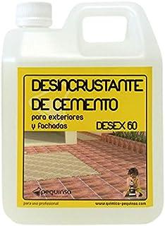 PEQUINSA DETERGENTE DESINCRUSTANTE Acido Limpiador DE