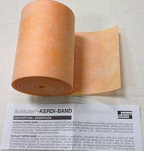 SCHLUTER KERDI-BAND - 5 X 16'5 by Schluter Systems