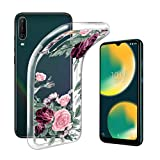HHUAN Transparent Case for Wiko View4 Soft Silicone