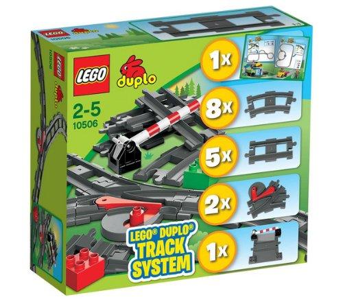 LEGO Duplo 10506 - Juego de accesorios para tren