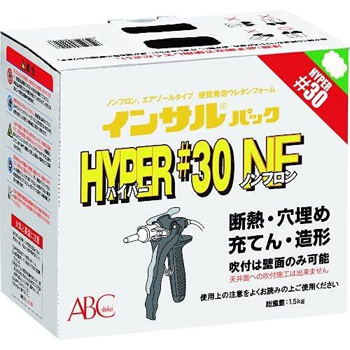 株 エービーシー商会 ABC 二液型簡易発泡ウレタン エアゾールタイプ IP30NF ノンフロンタイプ IP30NF