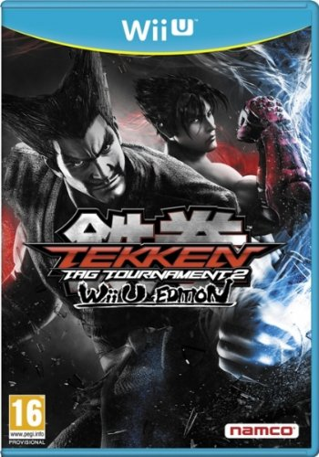 Namco Bandai Games Tekken Tag Tournament 2, Wii U