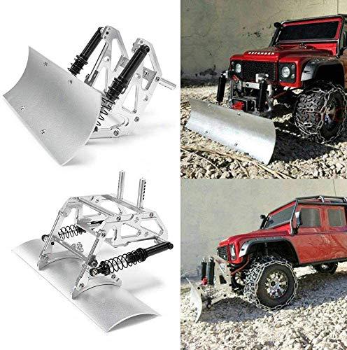 Benedict Harry Alloy Snow Shovel for TRX4 SCX10lI 90046 90027 90028 1/10 RC Crawler Car