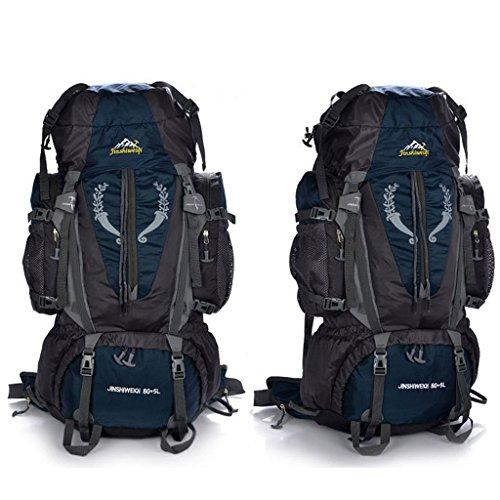 sac en nylon hommes et les femmes imperméables alpinisme porte-sac sports de plein air de randonnée Voyage sac à dos