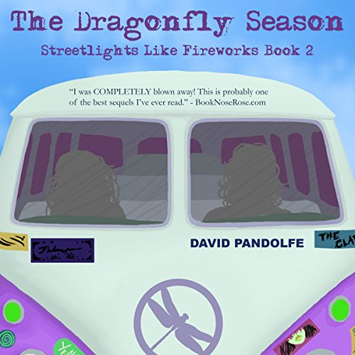 The Dragonfly Season audiobook cover art