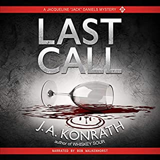 Last Call - A Thriller cover art