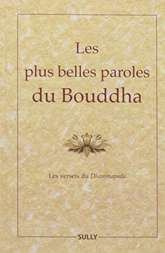 Na focail is áille de Búda: Véarsaí an Dhammapada