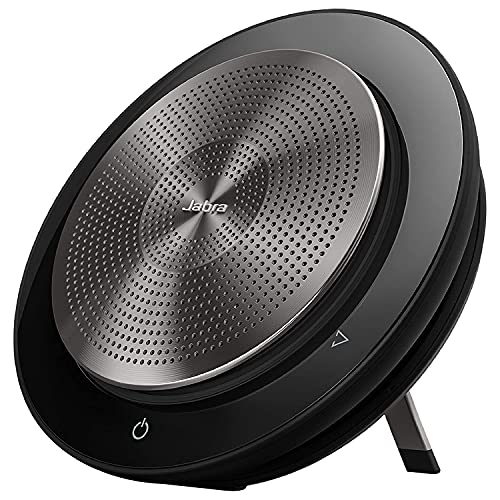 Jabra Speak 750 Wireless Portable Bluetooth Speaker - Conference Call Speaker with Premium Audio - UC Optimized (New)