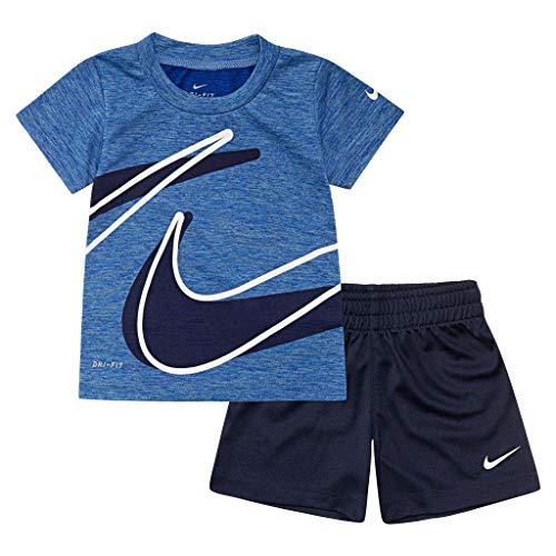 Nike - Traje de 2 piezas para bebé