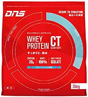 DNS ホエイプロテインクリアテイスト CT スポーツドリンク風味 350g