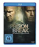 Prison Break SSN 5 (3-BD) [Blu-Ray] [Import]