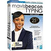 Mavis Beacon Teaches Typing Deluxe - 25th Anniversary Edition SB