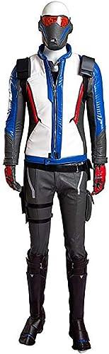 Glam Cos OW Soldat 76 M liches Cosplay-Kostüm