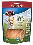 TRIXIE Snack PREMIO Chicken Filets, XXL Pack, 300 g, Perro