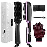 Facial Cleansing Brush Set with 4 Brush Heads 1 Hair Band HIRALIY 2 Speeds Adjustable Waterproof...