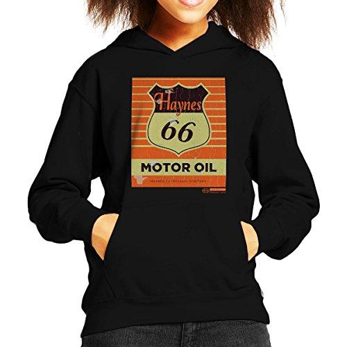 Haynes Phillips 66 Motor Oil Sweatshirt met capuchon voor kinderen