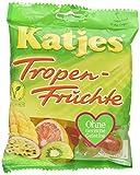 Katjes Tropenfrüchte – Kultige Fruchtgummi Süßigkeiten mit Fruchtsaft und Mango-Mark - In vielen Formen...