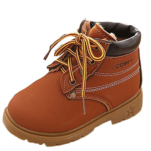 Heligen Kinderstiefel Student Armee Stil Schlupfstiefel Stiefel Warme Wasserdicht Leder Sneaker Mode chnüren Blumen Schön Krippe Schuhe Winterstiefel Freizeitschuhe