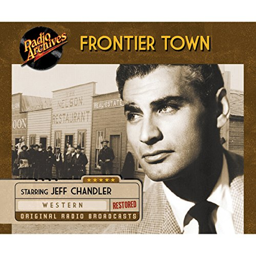 Frontier Town cover art