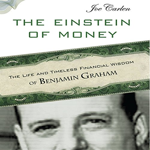 The Einstein of Money audiobook cover art