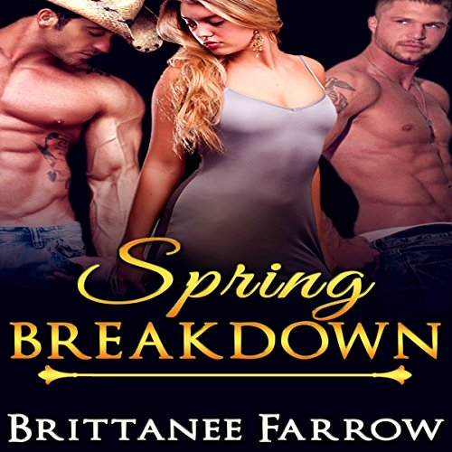 Romance: Spring Breakdown                   By:                                                                                                                                 Brittanee Farrow                               Narrated by:                                                                                                                                 SunnyTasker                      Length: 54 mins     1 rating     Overall 2.0