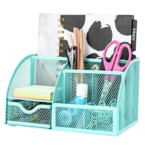 Desk Organizer is nice for a small office at home