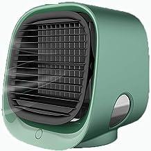 Draagbare luchtkoeler, mini airconditioner koeler en luchtbevochtiger, kleine verdampingskoelers luchtreiniger, 3 ventilat...