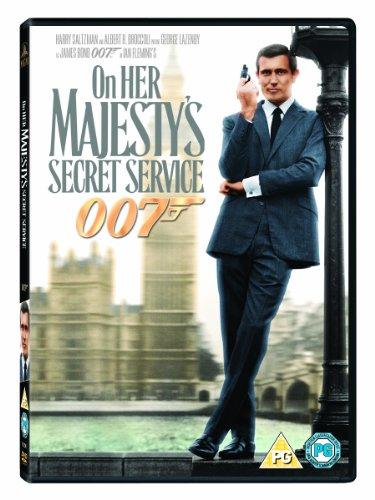 On Her Majesty's Secret Service [DVD] [1969]