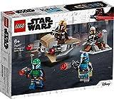 wow Lego Star Wars 75267 - Battle Pack mandaloriano