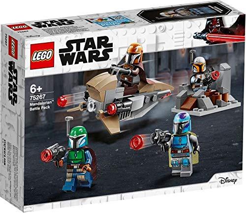 wow Lego® Star Wars 75267 Mandalorianer Battle Pack