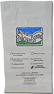 Non-GMO Project Verified Hard Red Winter Wheat Berries   100% Non-Irradiated   Certified Kosher Parve   USA Grown   Field Traced (We tell you which field we grew it in) (25 LBS bagged in Poly)