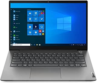 Lenovo ThinkBook 14 G2 Laptops - 11th Intel Core i7-1165G7, 8GB RAM, 1TB HDD, Intel Iris Xe Graphics, 14 Inch FHD (1920x10...