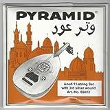 5x profesional cuerdas Oud árabe Siria Tuning pirámide pso-650