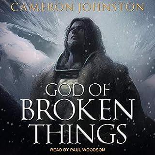 God of Broken Things cover art