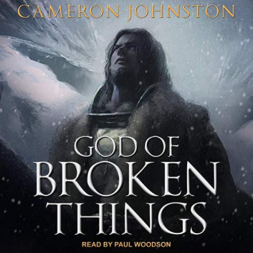 God of Broken Things cover art