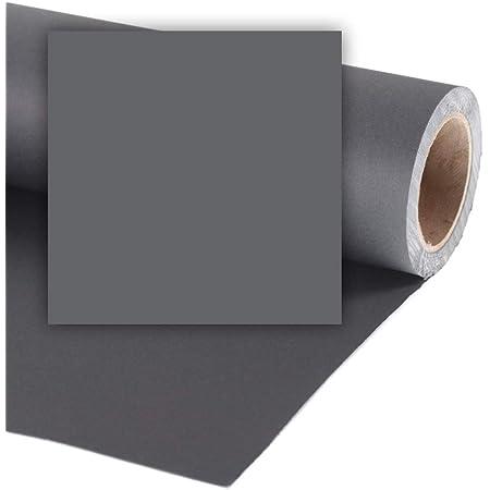 Colorama Hintergrundkarton 2 72 X 11m Charcoal Kamera