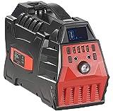 reVolt Powerbank Steckdose: Powerbank & Solar-Konverter, 80 Ah, 288 Wh, 230 V, 12 V, USB, 500 W (Solar Generatoren Powerbanks)