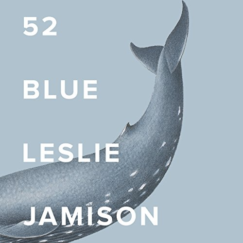 52 Blue audiobook cover art