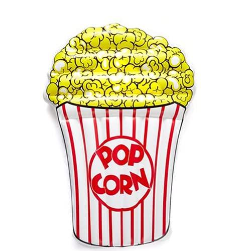 Creaciones Llopis COLCHON Popcorn 15098CM 8422802062260 Brazaletes y flotadores, Adultos...