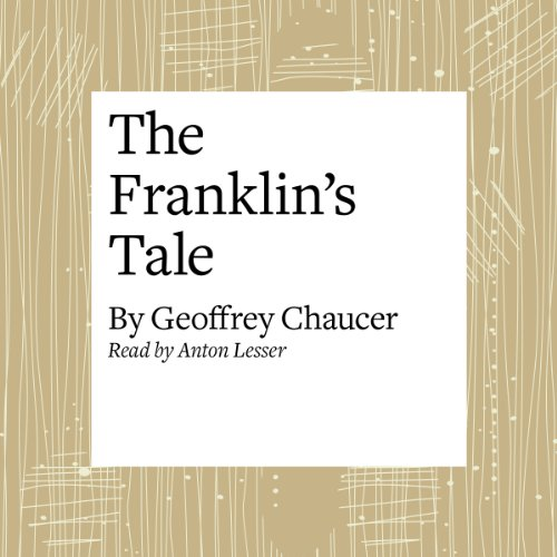 『The Canterbury Tales: The Franklin's Tale (Modern Verse Translation)』のカバーアート