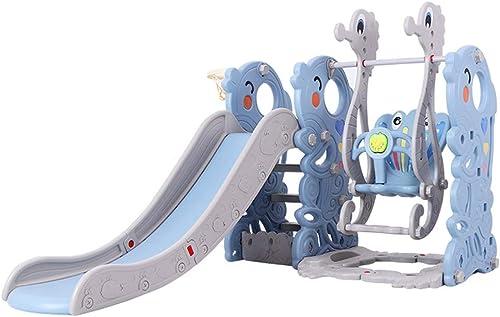 envío gratuito a nivel mundial Skiout Infantil Toboganes y Columpios Niños Diapositiva Juguetes para para para Interior Exterior Parque Jardín  tienda de venta