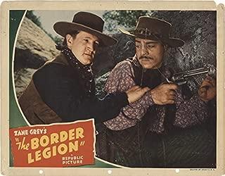 The Border Legion 1930 Authentic 11
