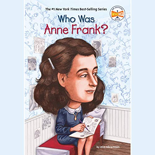 Page de couverture de Who Was Anne Frank?
