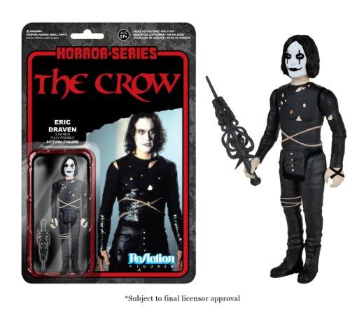 The Crow - Eric Draven ReAction Figure