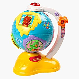 Spin and Learn Animal World- (VTECH)