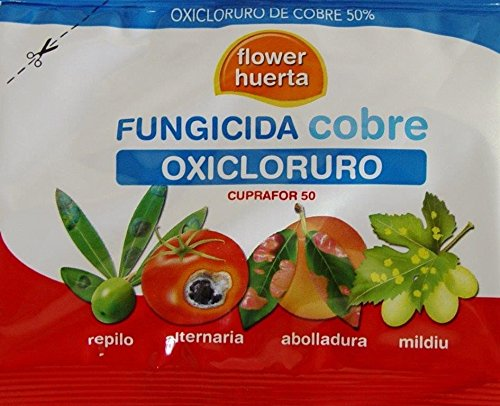 Fungicida Cobre Oxicloruro 50 gr