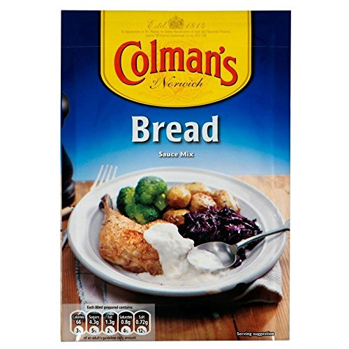 Colman's Bread Sauce Mix (40g) - Pack of 6